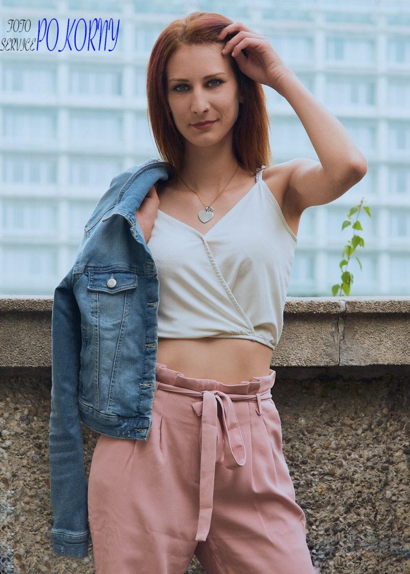 Fashionshooting mit Vanessa Isabella